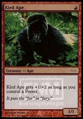 Promotional: Kird Ape (FNM Foil)