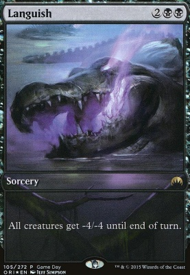 Promotional: Languish (Game Day Extended Art Foil)