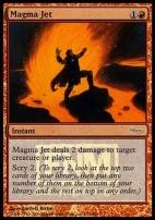 Promotional: Magma Jet (FNM Foil)