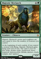 Promotional: Majestic Myriarch (Prerelease Foil)