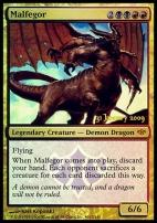 Promotional: Malfegor (Prerelease Foil)