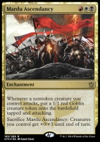 Promotional: Mardu Ascendancy (Prerelease Foil)