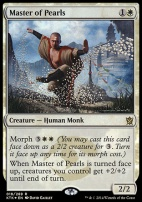 Promotional: Master of Pearls (Prerelease Foil)