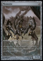 Promotional: Memnite (Game Day Extended Art)