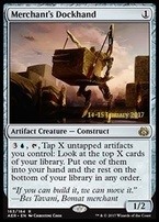 Promotional: Merchant's Dockhand (Prerelease Foil)