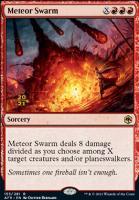 Promotional: Meteor Swarm (Prerelease Foil)