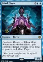 Promotional: Mind Flayer (Prerelease Foil)