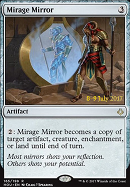 Promotional: Mirage Mirror (Prerelease Foil)
