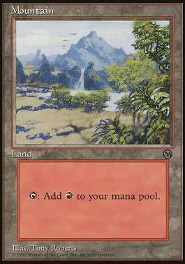 Promotional: Mountain (Arena 1996)