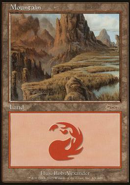 Promotional: Mountain (Arena 2003)