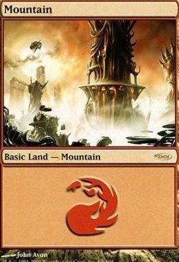 Promotional: Mountain (Arena 2004)