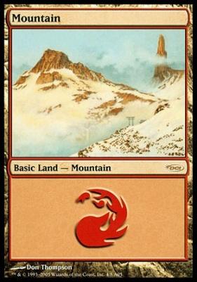 Promotional: Mountain (Arena 2005)