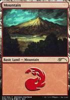 Promotional: Mountain (Standard Showdown 2017)