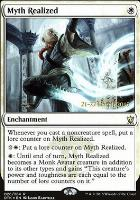 Promotional: Myth Realized (Prerelease Foil)