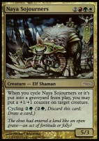 Promotional: Naya Sojourners (M10 Game Day Foil)