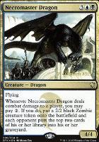 Promotional: Necromaster Dragon (Prerelease Foil)