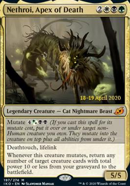 Promotional: Nethroi, Apex of Death (Prerelease Foil)
