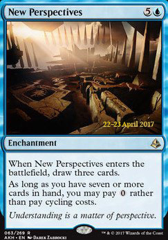 Promotional: New Perspectives (Prerelease Foil)