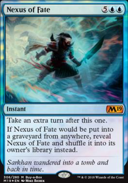Promotional: Nexus of Fate (Buy-a-Box Foil)