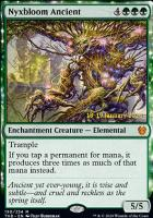 Promotional: Nyxbloom Ancient (Prerelease Foil)