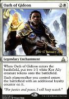 Promotional: Oath of Gideon (Prerelease Foil)