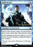 Promotional: Oath of Jace (Prerelease Foil)