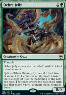 Promotional: Ochre Jelly (Prerelease Foil)