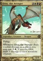 Promotional: Oros, the Avenger (Prerelease Foil)