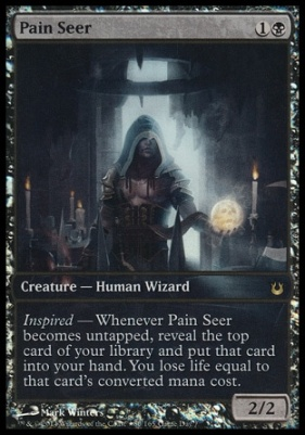 Promotional: Pain Seer (Game Day Foil)