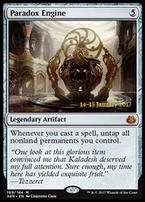 Promotional: Paradox Engine (Prerelease Foil)