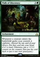 Promotional: Path of Discovery (Prerelease Foil)