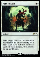 Promotional: Path to Exile (FNM Foil)