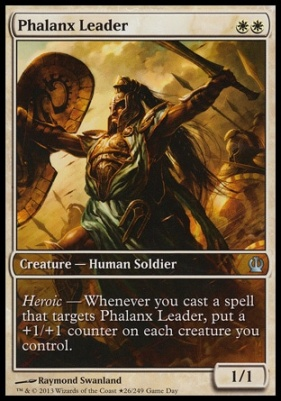 Promotional: Phalanx Leader (Game Day Extended Art)
