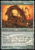 Promotional: Phyrexian Dreadnought (Judge Foil)