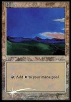 Promotional: Plains (Arena 2001 Foil)