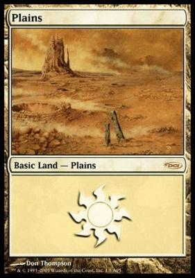 Promotional: Plains (Arena 2005)