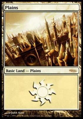 Promotional: Plains (Arena 2006)