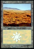 Promotional: Plains (Euro Set Purple)