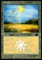 Promotional: Plains (Guru Land)