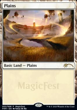 Promotional: Plains (MagicFest Foil - 2020)