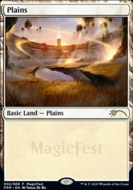 Promotional: Plains (MagicFest Non-Foil - 2020)