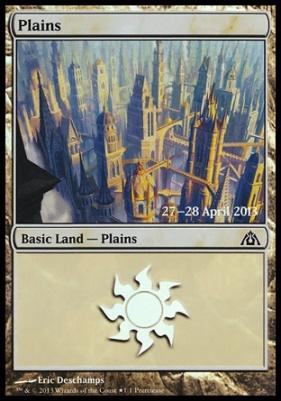 Promotional: Plains (Prerelease Foil)
