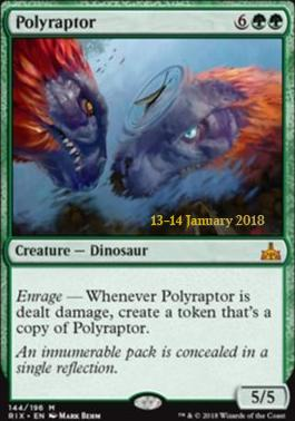 Promotional: Polyraptor (Prerelease Foil)