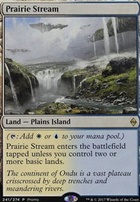Promotional: Prairie Stream (Alternate Art)