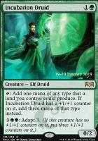 Promotional: Incubation Druid (Prerelease Foil)