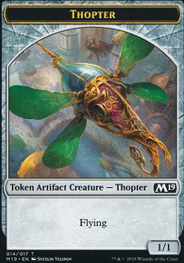 Core Set 2019: Thopter Token