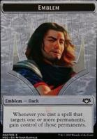 Masterpiece Series: Mythic Edition: Emblem (Dack)