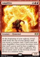 Promotional: Amplifire (Prerelease Foil)