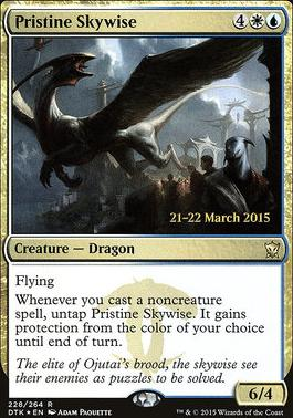 Promotional: Pristine Skywise (Prerelease Foil)