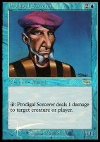 Promotional: Prodigal Sorcerer (FNM Foil)